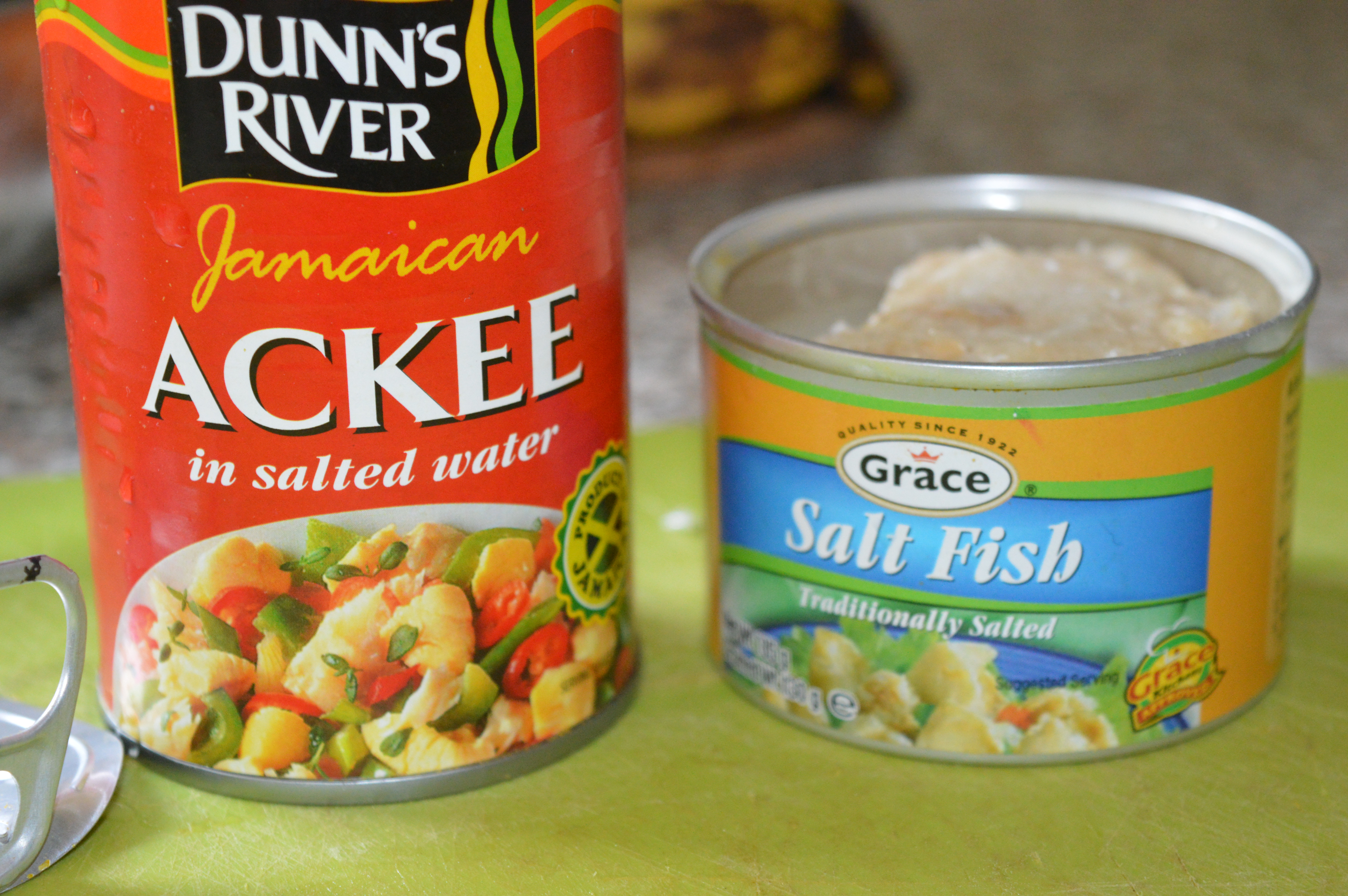 Caribbean Food Week With Grace Foods Pepperpot Stew Saltfish And